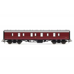 Hornby R4782 BR Mk1 Parcels Coach BR Maroon