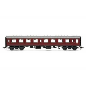 Hornby R4786 BR Mk1 SO Second Open BR Maroon