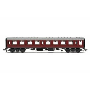 Hornby R4787 BR Mk1 TSO Tourist Second Open BR Maroon