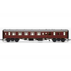 Hornby R4788 BR Mk1 BSO Brake Second Open BR Maroon