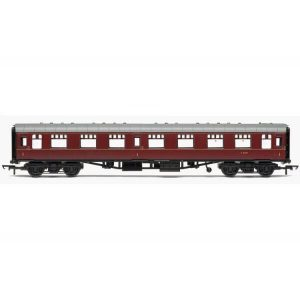 Hornby R4789 BR Mk1 FO First Open BR Maroon