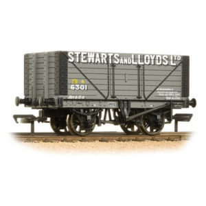 Bachmann 37-157A 8 Plank End Door Wagon Stewart & Lloyds Ltd