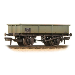 Bachmann 37-353B 13T Steel Sand Tippler Wagon BR Grey Weathered