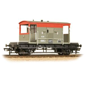 Bachmann 37-535C 20T Brake Van BR Railfreight