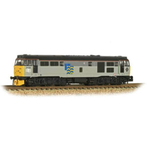 Graham Farish 371-136 Class 31 Refurbished 31319 BR Railfreight Petroleum Sector
