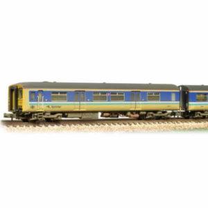 Graham Farish 371-329 Class 150 150247 2 Car DMU BR Sprinter Weathered