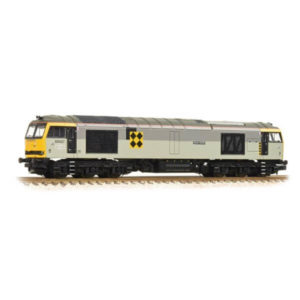 Graham Farish 371-357 Class 60 60057 'Adam Smith' BR Railfreight Coal Sector