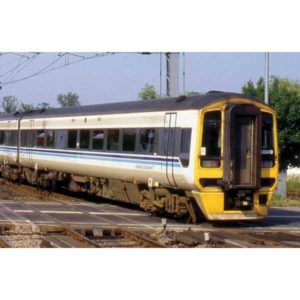 Graham Farish 371-850 Class 158 158849 2 Car DMU BR Regional Railways
