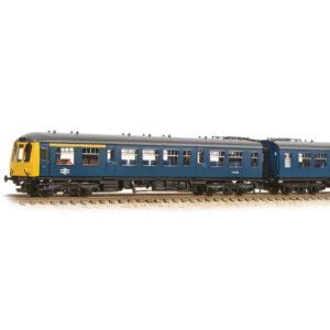 Graham Farish 371-885A Class 108 3 Car DMU BR Blue