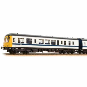 Graham Farish 371-888 Class 108 3 Car DMU BR White and Blue