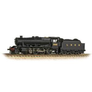Graham Farish 372-160 Class 8F 33506 LNER Black