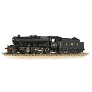 Graham Farish 372-161 Class 8F 8035 LMS Black