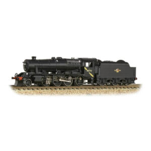 Graham Farish 372-163DS Class 8F 48773 BR Black with Late Crest DCC Sound Fitted