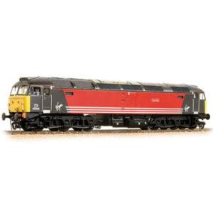 Graham Farish 372-260 Class 47 47814 'Totnes Castle' Virgin Trains