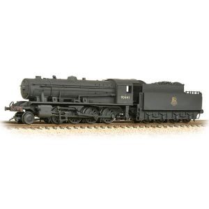 Graham Farish 372-425A WD Austerity 90441 BR Black with Late Crest Weathered