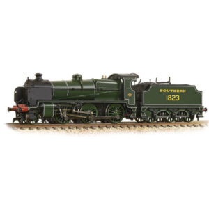 Graham Farish 372-934DS N Class 1823 Southern Railway Lined Maunsell Green DCC Sound Fitted