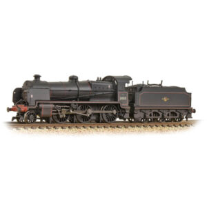 Graham Farish 372-935 N Class 31810 BR Black with Late Crest Weathered