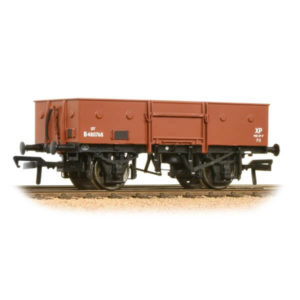 Bachmann 38-325A 13T High Sided Steel Wagon BR Bauxite Early