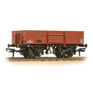 Bachmann 38-326A 13T High Sided Steel Wagon BR Bauxite Late