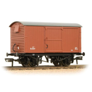 Bachmann 38-382 12T Ventilated Fruit Van BR Bauxite Early
