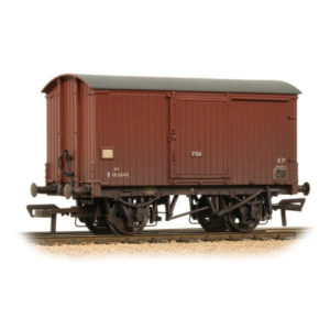 Bachmann 38-578 12T Fish Van BR Bauxite Late Weathered