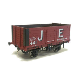 Dapol 7F-071-018 7 Plank Wagon James Edge