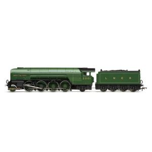 Hornby R3171 Class P2 2001 'Cock O' the North' LNER Apple Green RailRoad Range