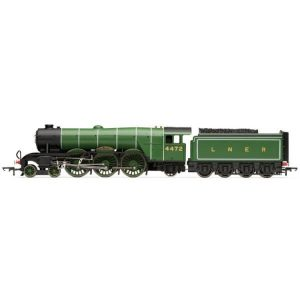 Hornby R3284TTS Class A1 4472 'Flying Scotsman' LNER Apple Green TTS Sound Fitted RailRoad Range
