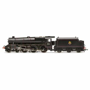 Hornby R3385TTS BR Class 5MT 45116 BR Black with Early Crest TTS Sound Fitted