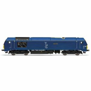 Hornby R3388TTS Class 67 67004 'Cairn Gorm' Caledonian Sleeper TTS Sound Fitted