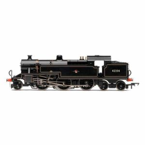 Hornby R3404 LMS Fowler Class 4P 42334 BR Black with Late Crest