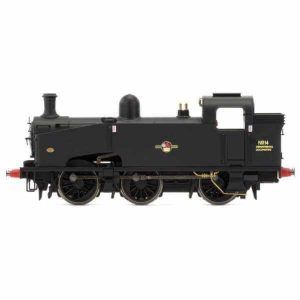 Hornby R3406 LNER Class J50 No.14 BR Black with Late Crest