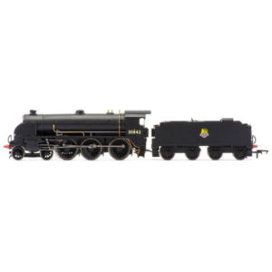 Hornby R3412 Class S15 '30842' BR Black with Early Crest