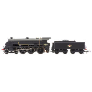 Hornby R3413 Class S15 '30831' BR Black with Late Crest