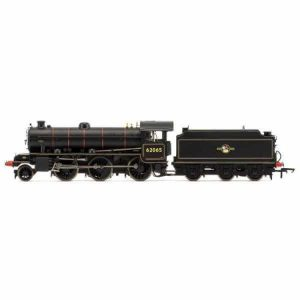 Hornby R3417 Class K1 62065 BR Black with Late Crest