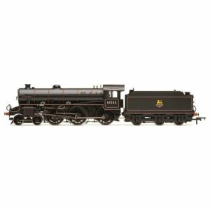 Hornby R3451 LNER Class B1 61032 'Stembok' BR Black with Early Crest
