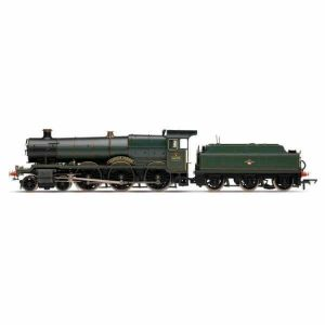 Hornby R3452 Class 6800 6825 'Llanvair Grange' BR Lined Green with Late Crest