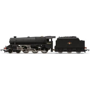 Hornby R3494 Class 5MT 45025 BR Black with Late Crest RailRoad Range