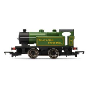 Hornby R3496 Type D 0-4-0T No.7 Kelly & Sons Paper Mill RailRoad Range