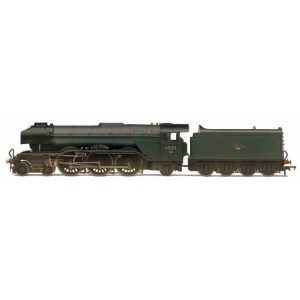 Hornby R3508TTS Class A3 60103 'Flying Scotsman' BR Lined Green with Late Crest with TTS Sound Fitted