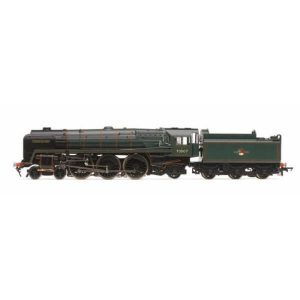 Hornby R3520 Class 7 Britannia 70007 'Coeur-de-Lion' BR Lined Green with Late Crest
