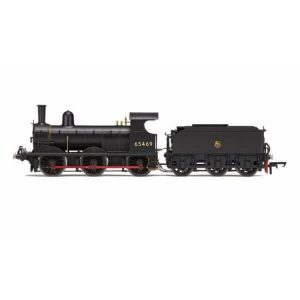 Hornby R3530 LNER Class J15 65469 BR Black with Early Crest