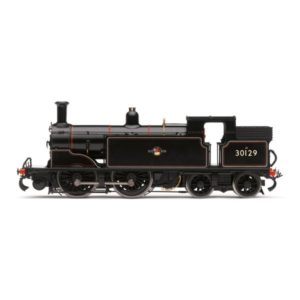 Hornby R3531 Class M7 30129 BR Black with Late Crest