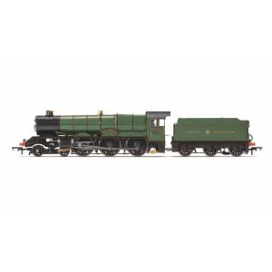 Hornby R3534 Class 6000 6023 'King Edward II' GWR Lined Green