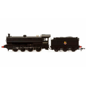 Hornby R3542 LNER Class Q6 63427 BR Black with Early Crest