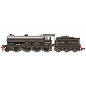 Hornby R3545 LNER Class B12 61556 British Railways Black