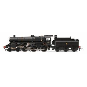 Hornby R3548 BR Class 4MT 75053 BR Black with Early Crest