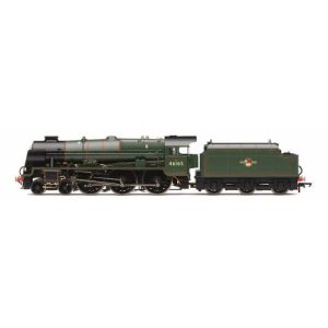 Hornby R3558 Royal Scot Class 46165 'The Ranger' BR Lined Green Late Crest