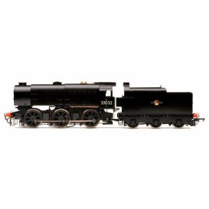 Hornby R3560 Class Q1 33032 BR Black with Late Crest