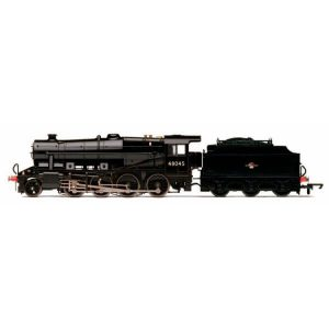 Hornby R3564 Class 8F 48045 BR Black with Late Crest Fowler Tender